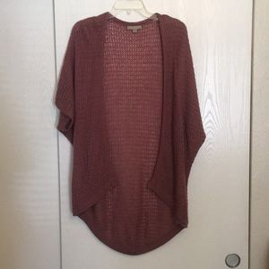 One A Sweaters - Burgundy cardigan